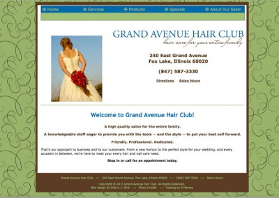Grand Avenue Hair Club