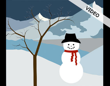 A Memo For Snowmen e-card