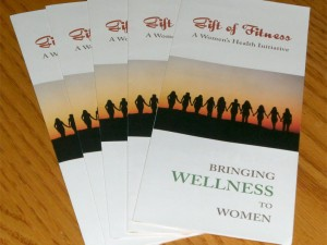 Gift of Fitness brochure - cover
