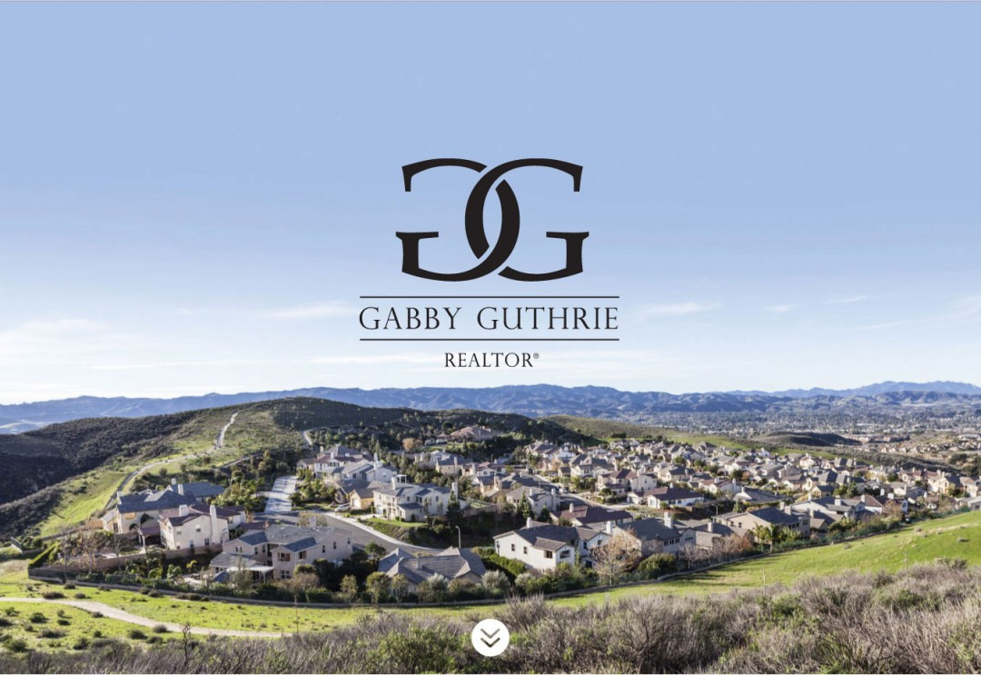 Gabby Guthrie Realtor WordPress website by Nine Planets LLC and web design contractor Sherry Sink