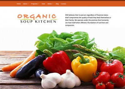 Organic Soup Kitchen